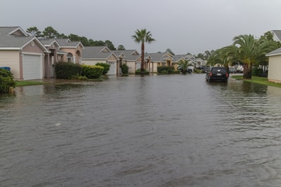 Flooding after Hurricane Irma's attack on Florida. Call an experienced attorney today. K&P.