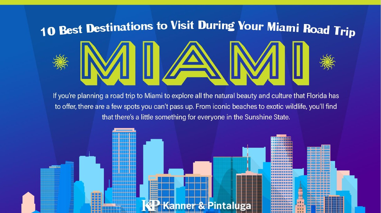 Miami road trips | Kanner and Pintaluga