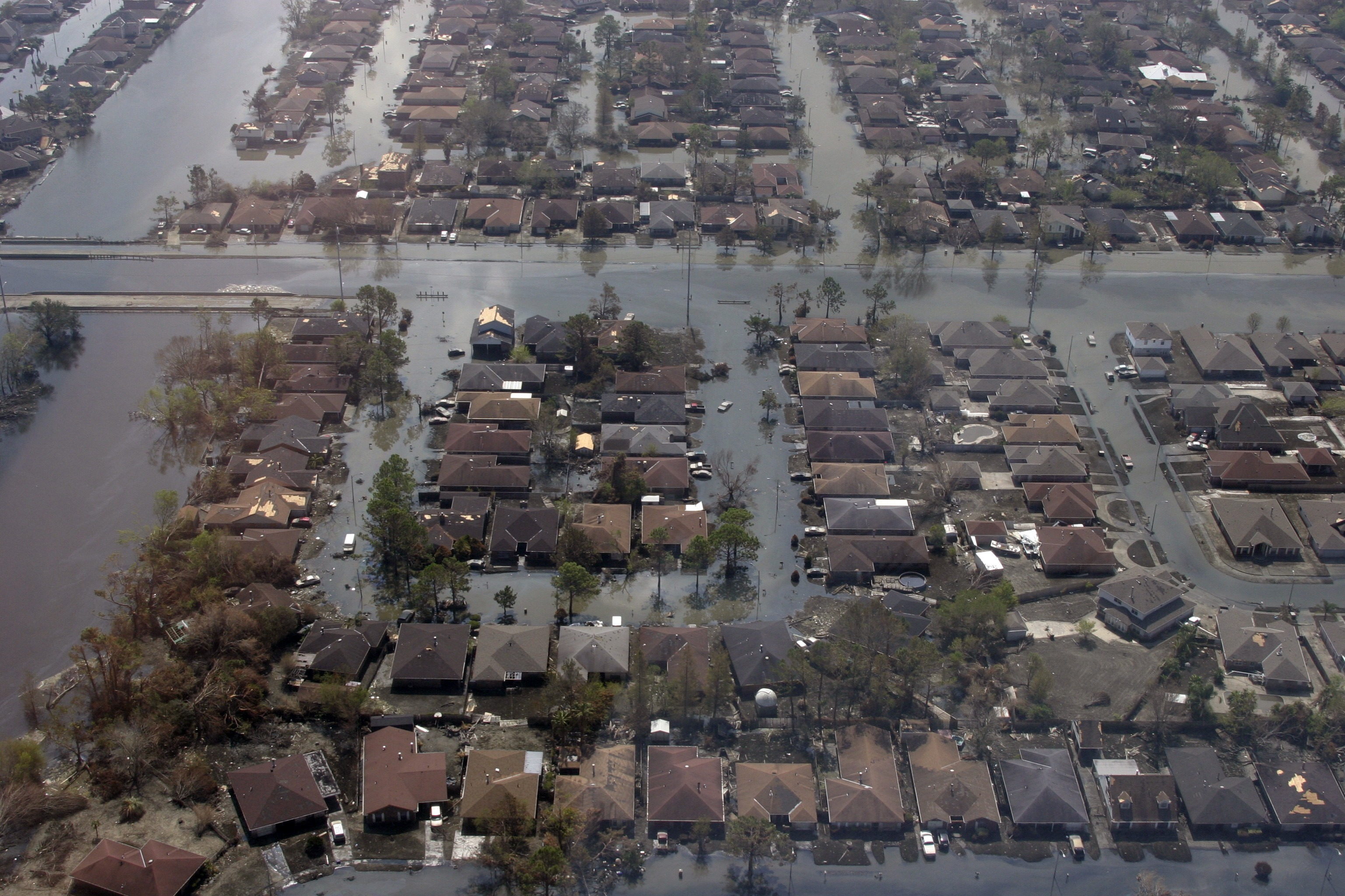 Why Is Flood Damage Rarely Covered by Insurance?