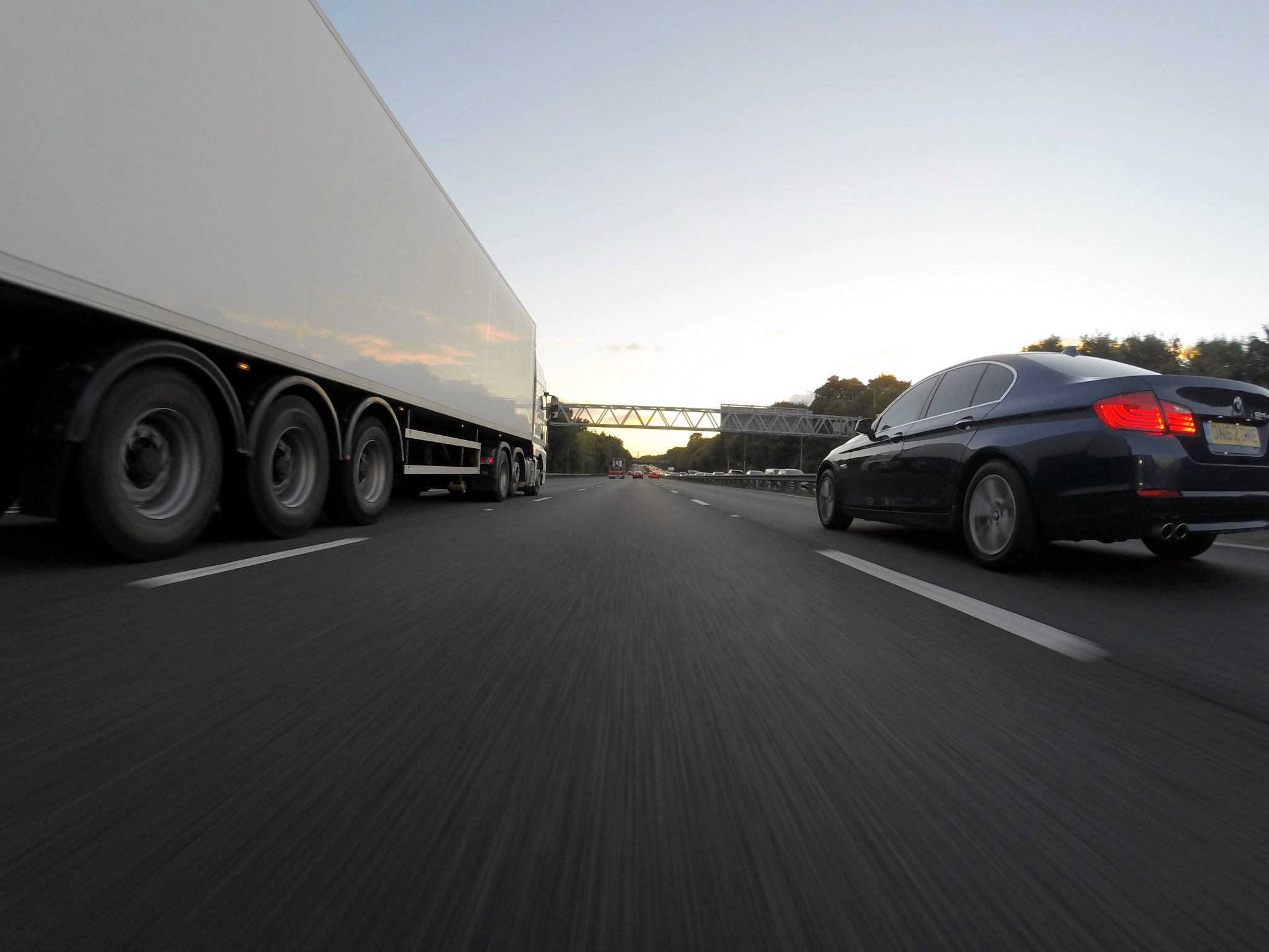Personal injury lawyers for semi accidents
