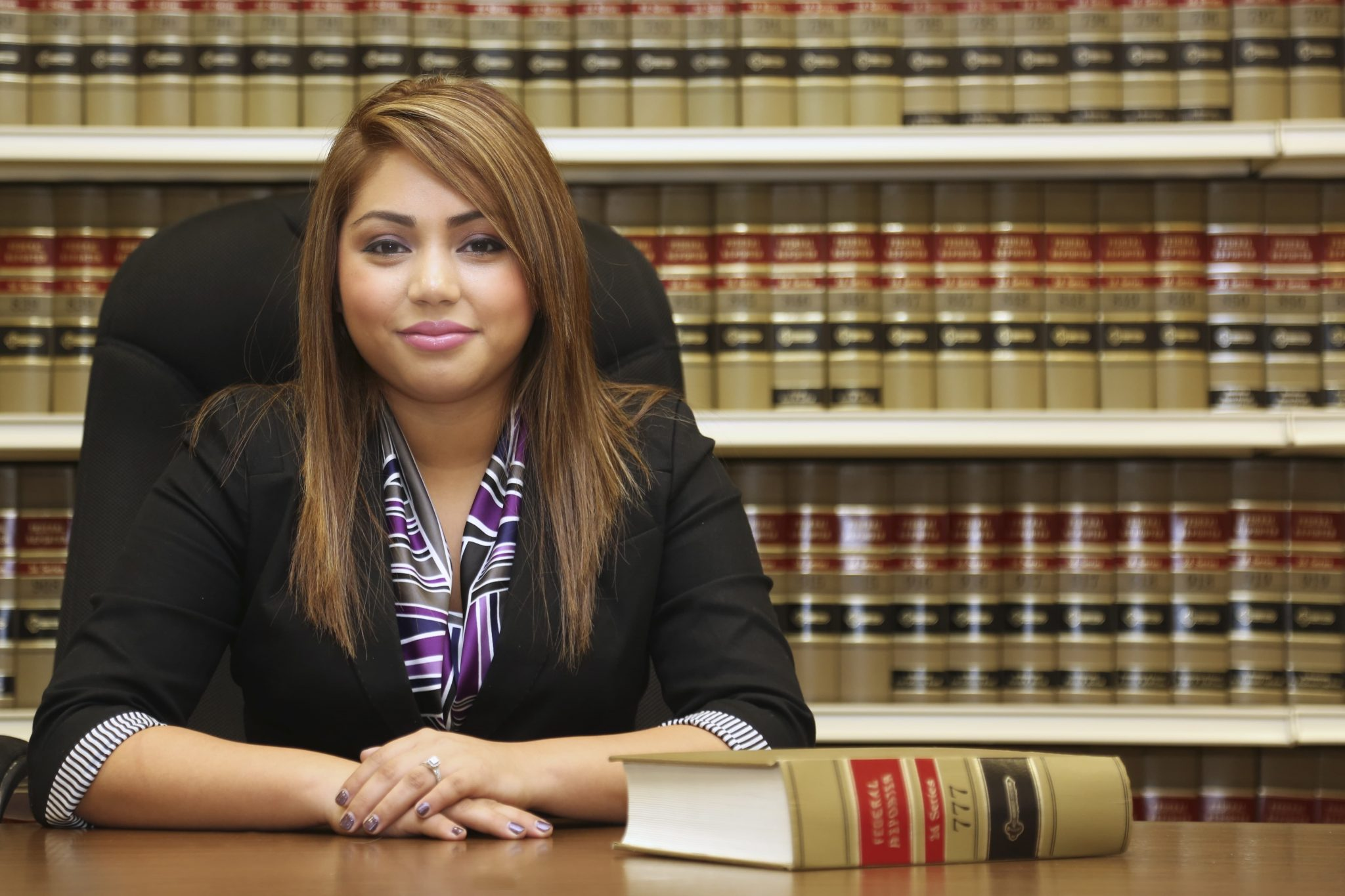 Mexican Female Lawyer at Kanner & Pintaluga