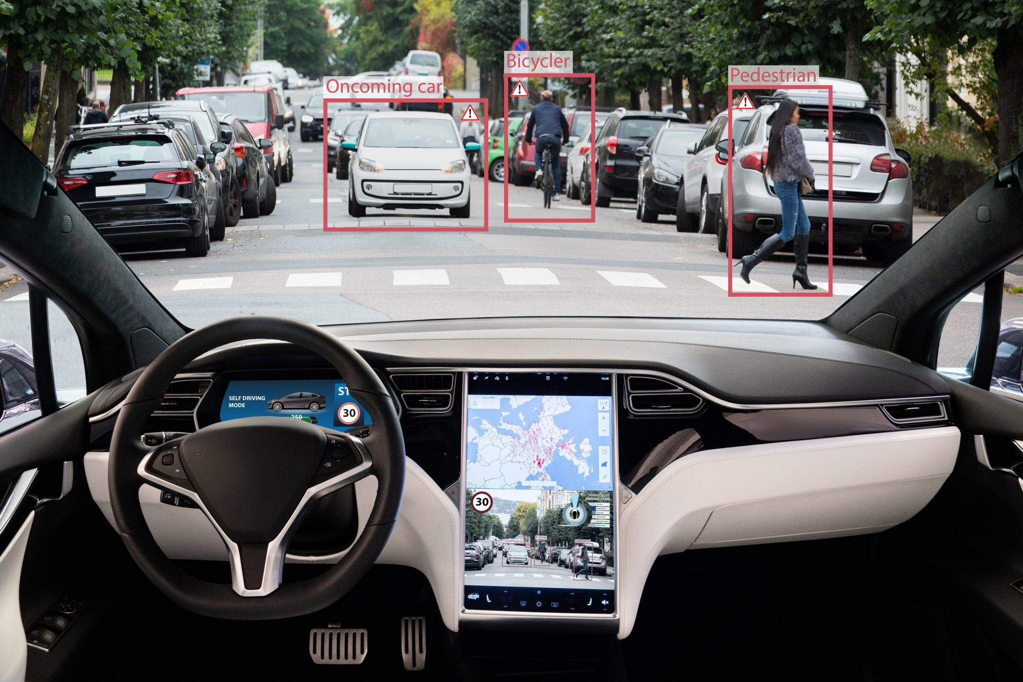 Who Is Liable for Self-Driving Car Accident?