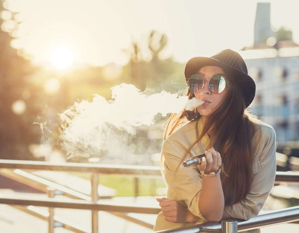 are vaping companies liable for their products