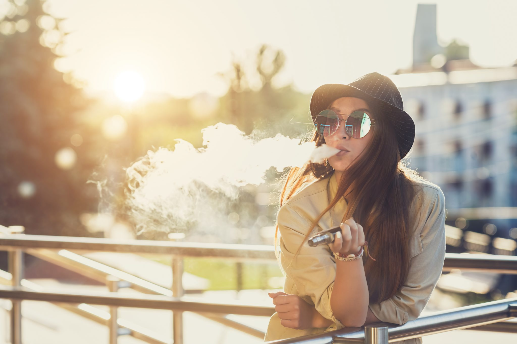 How Liable Are the Vaping Companies and Can They Be Sued?