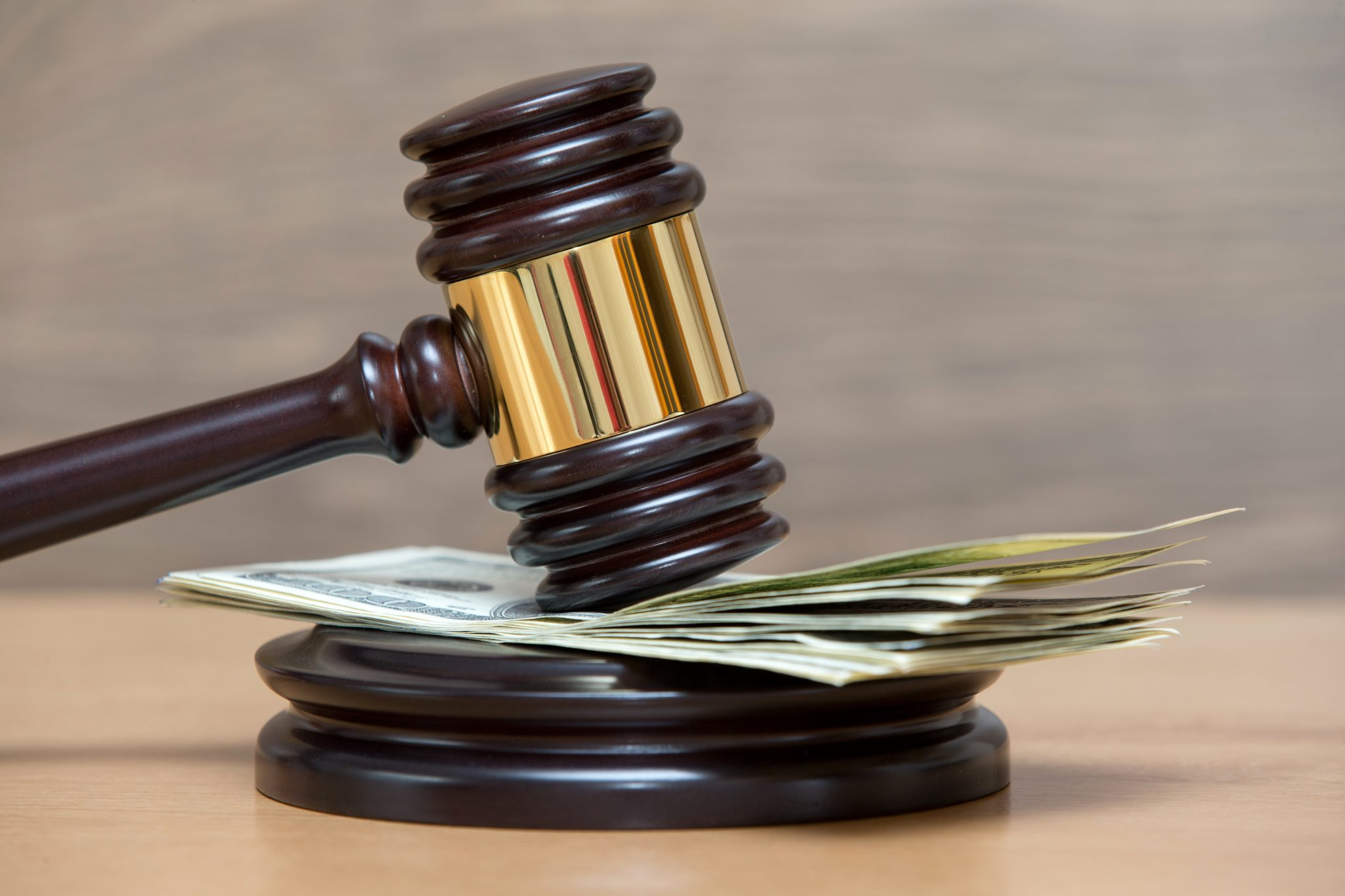 settlement money if you hire an attorney