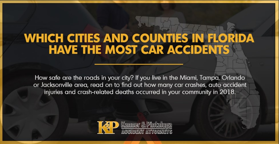 Which Counties in Florida Have the Most Car Accidents?