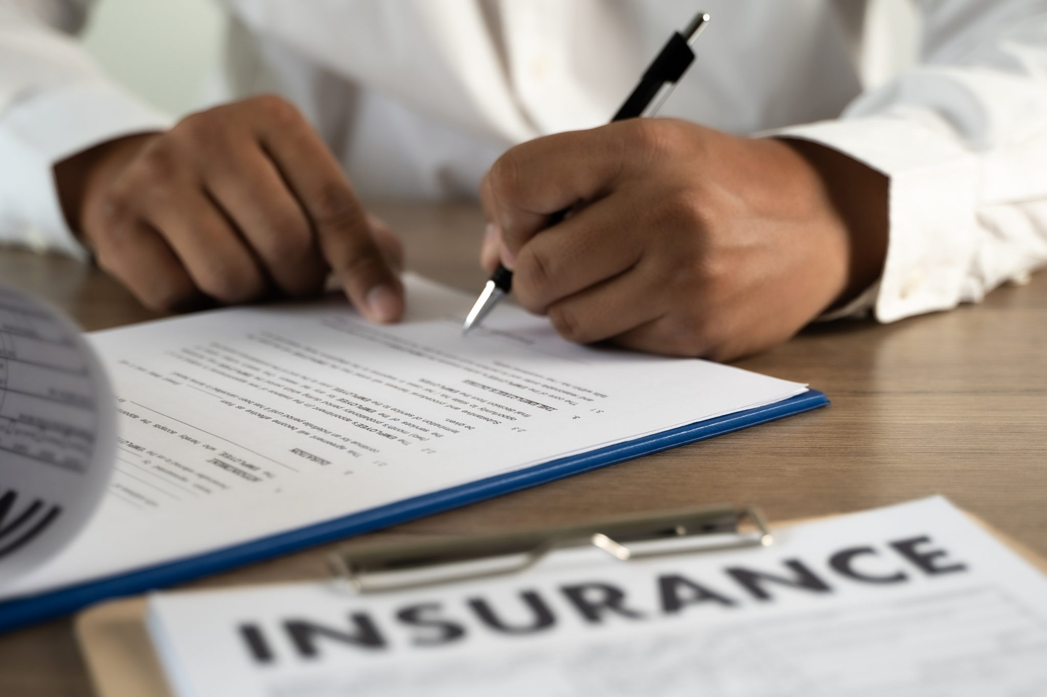 property damage lawyers helping with insurance policy in florida