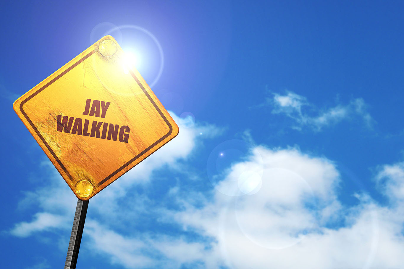 Can Pedestrians Hit While Jaywalking Sue for Damages?