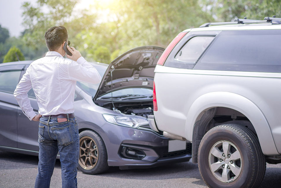 documenting expenses and damages after car accident