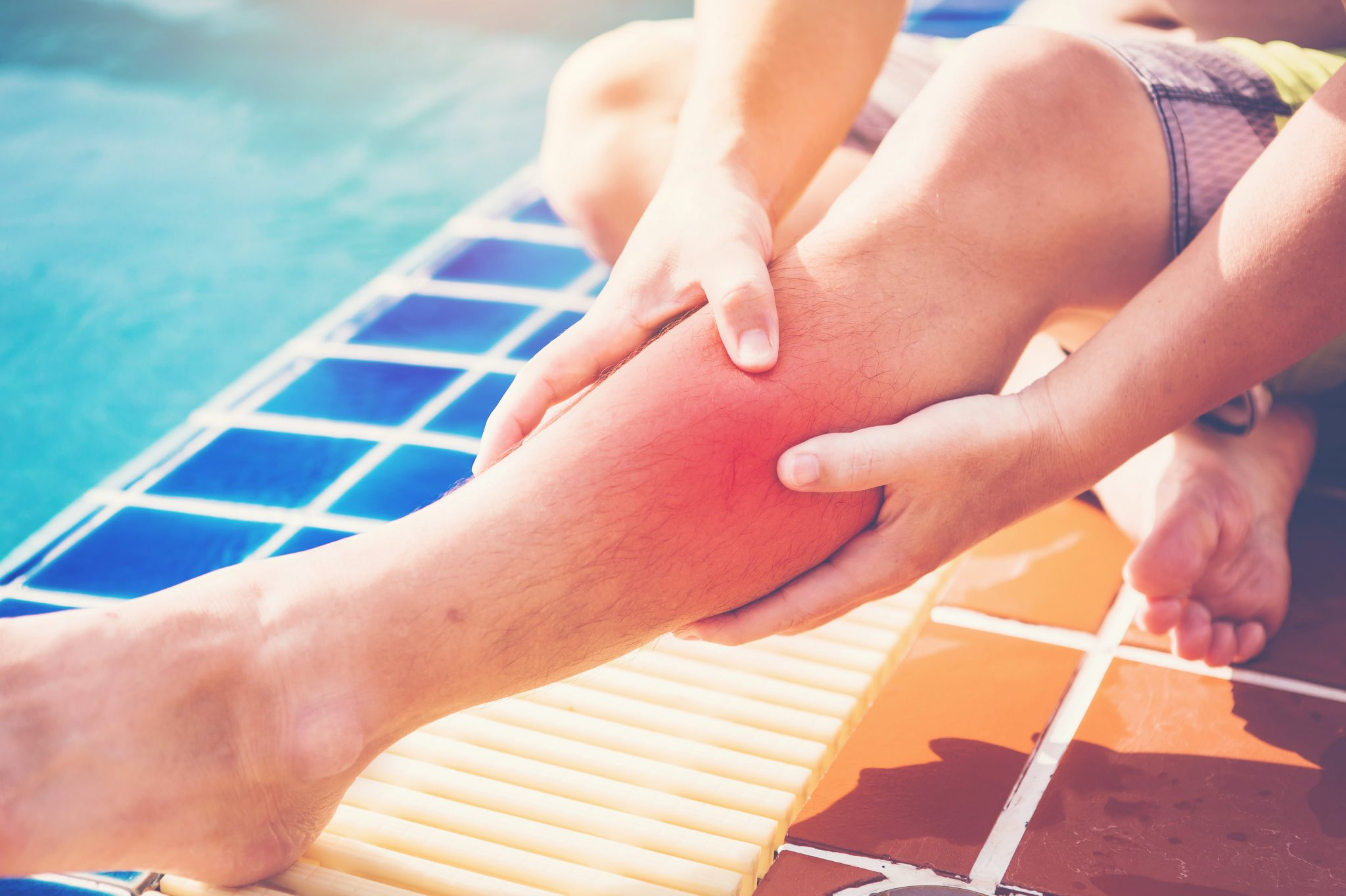 Pool injuries and liability