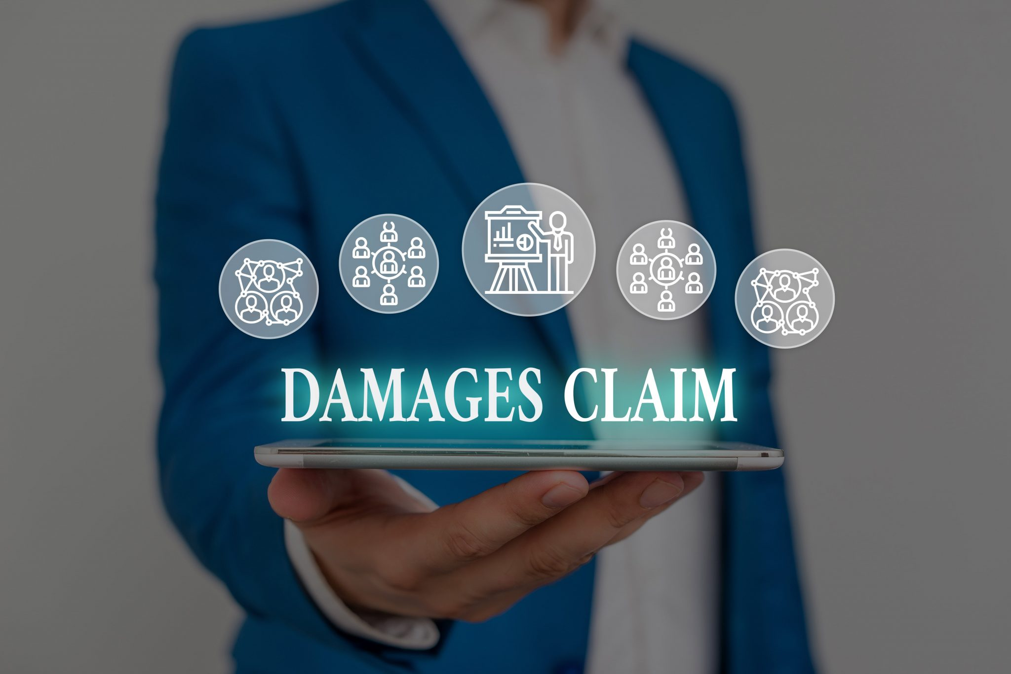 Steps to take when filing a homeowners property damage claim