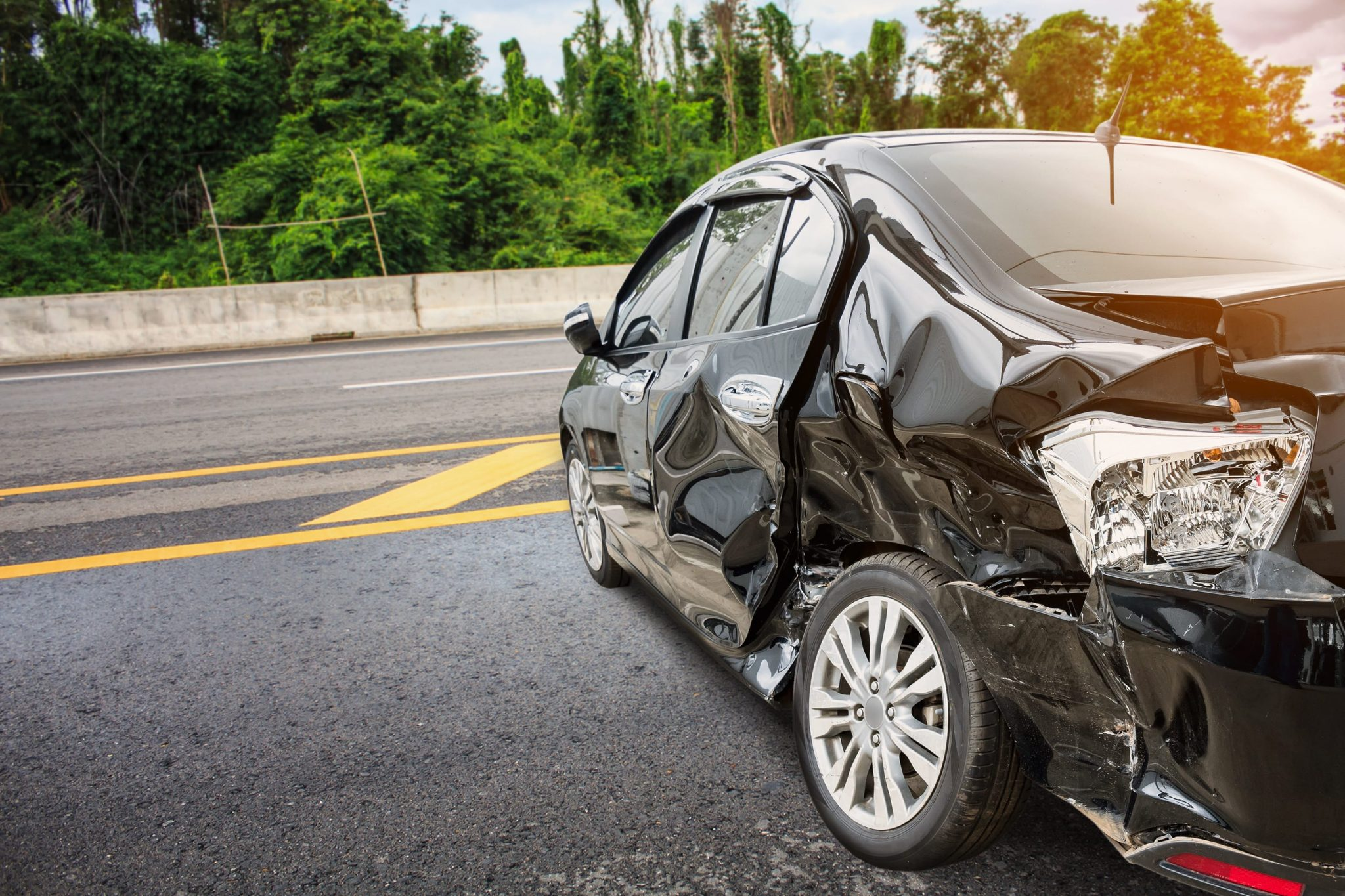 which types of cars have the most accidents
